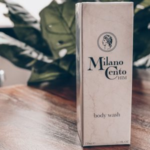 milano cento body wash