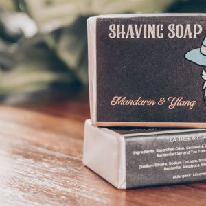 Shaving Soap Mandarin & Ylang