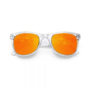 Mariener Melange Jr Clear Orange Lava Kids Sunglasses Doorzichtig Kinderzonnebril Overview